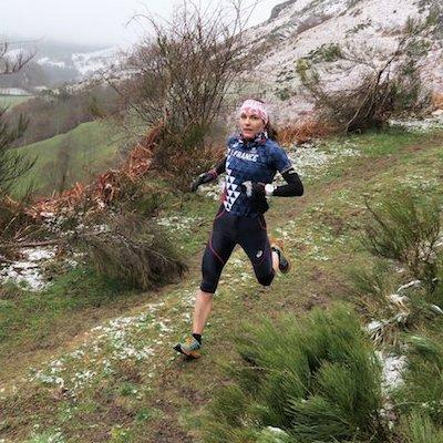 Stage equipe de France de Trail 2018-Claire Mougel