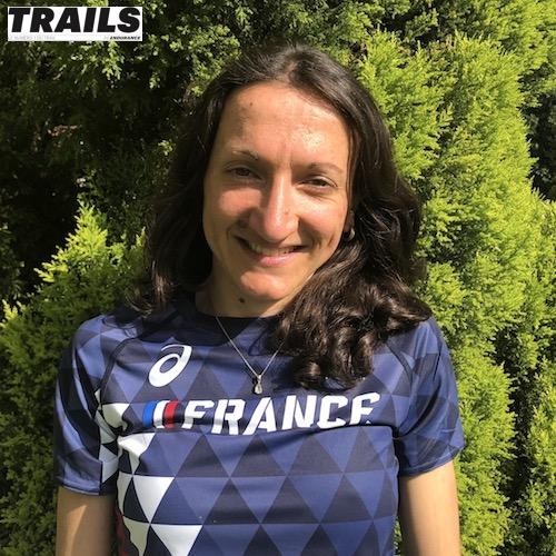 Championnats de France de course en montagne 2018-adeline Roche