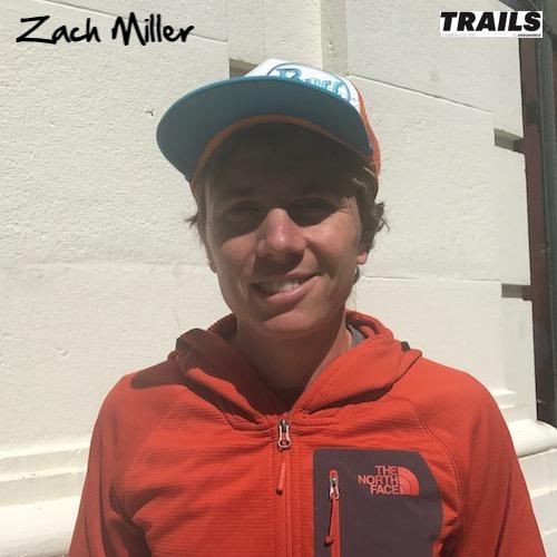 Championnats du Monde de Trails 2018 - Zach Miller