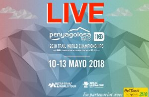 LIVE TRAILS WORLD CHAMPIONSHIPS 2018