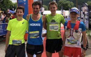 MaxiRace 2018 - Fred Bousseau-Podium hommes Marathon race