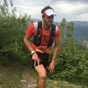 Michel Lanne - Team Salomon - Maxirace