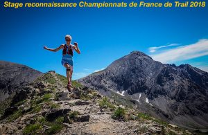 Stage reco Championnats de France de Trail 2018