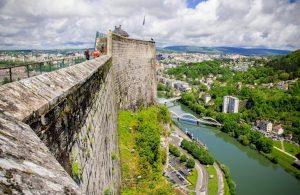 rail des Forts de Besançon 2018