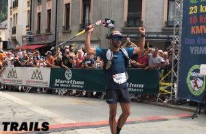 90 km du Mont-Blanc 2018 - Fred Bousseau-Sylvain Court