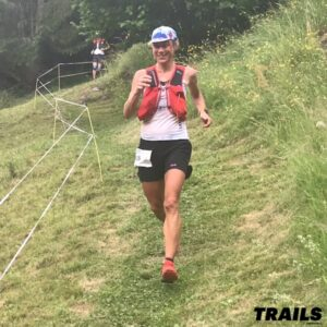 90 km du Mont-Blanc 2018 - Mimmi Kotka