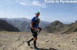 Course de Trail 2018 dans les Pyrénées