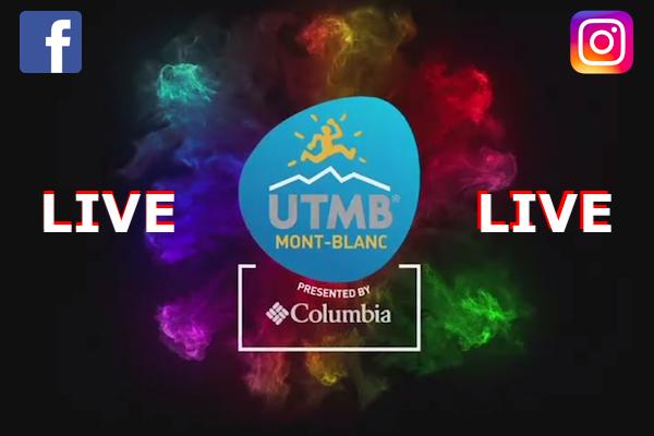 LIVE UTMB 2018