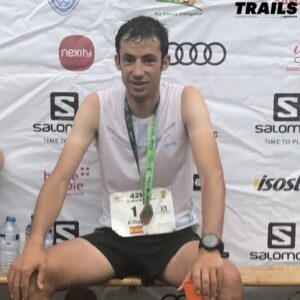Marathon du Mont-Blanc 2018-Kilian Jornet
