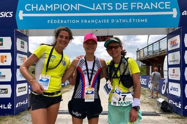 Championnats de France de Trail long 2018