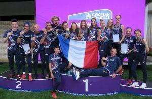 Equipe de France de course en montagne 2018