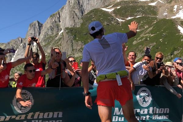Kilian Jornet vainqueur Marathon du Mont-Blanc 2018