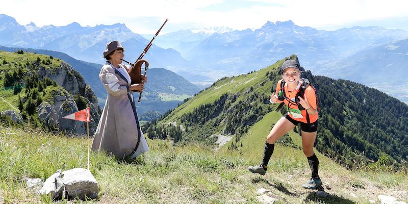 Montreux Trail Festival - sport et musique