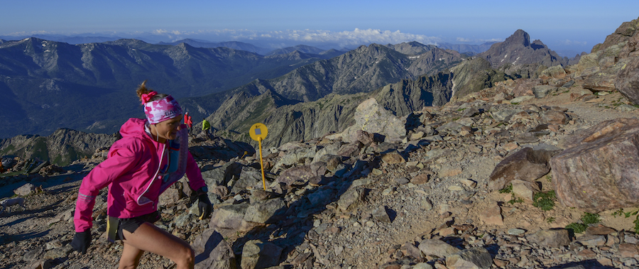 Restonica Trail 2018 -Monte Cintu Perrine Schneider