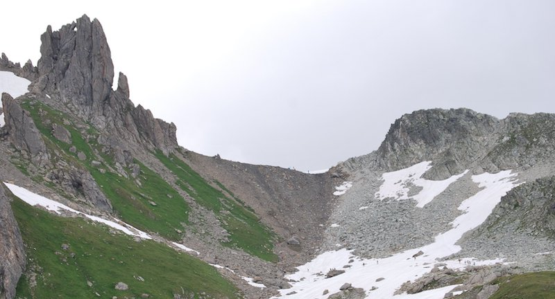 Ultra Tour du Beaufortain 2018