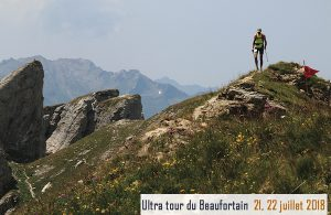 Ultra Tour du Beaufortain 2018