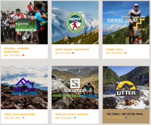 Golden Trail Series 2018