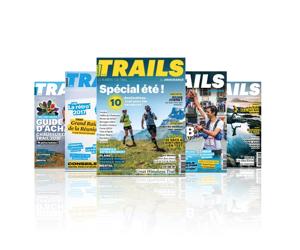Le dernier n° du magazine Trails Endurance