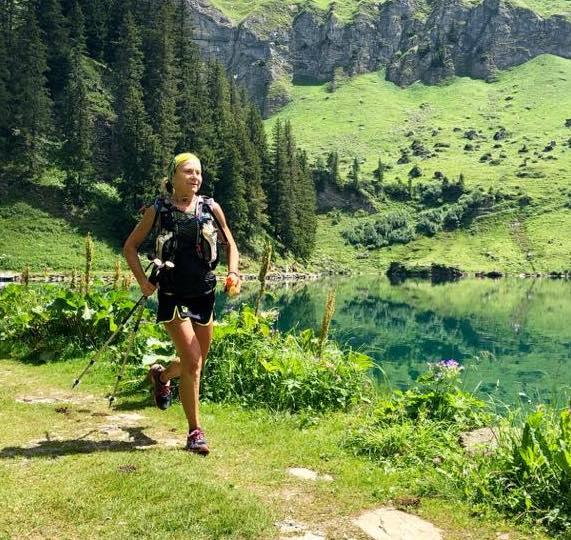 Montreux Trail Festival 2018 - Irina Malejonock