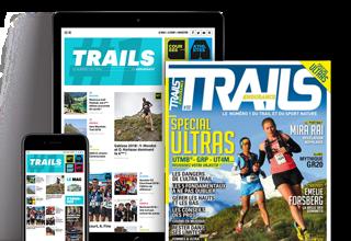Trails Endurance mag sur le Web, en kiosque et sur mobile