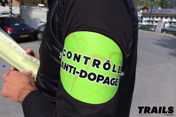 Le dopage dans le trail running