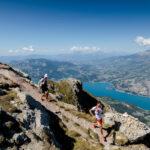 François D'Haene : un défi à 3 autour du lac de Serre-Ponçon
