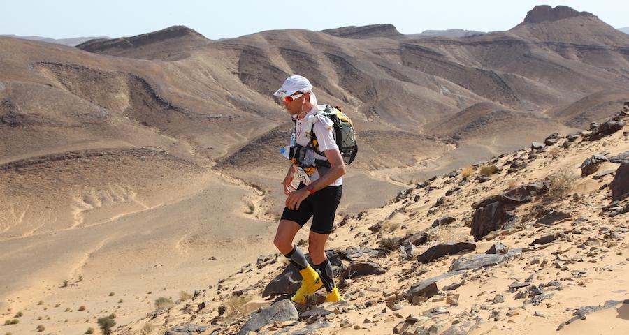 Eric Leblacher - Marathon des Sables