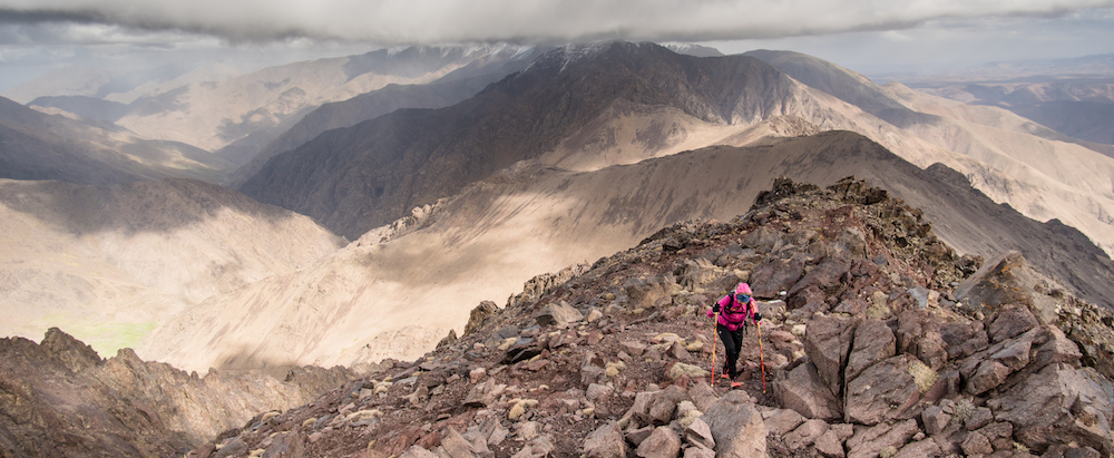 Ultra Trail Atlas Toubkal 2018