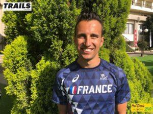 Sébastien Spehler - equipe de France de Trail