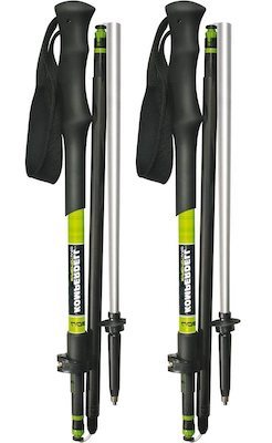Test Batons Komperdell Carbon Vario 4