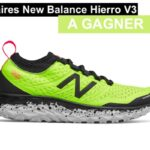 3 paires New Balance Hierro V3 a gagner