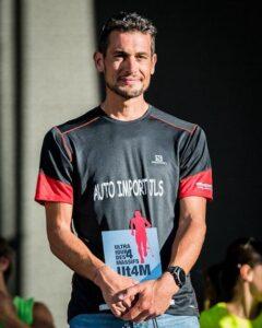 Lucien Loyer - vainqueur UT4M 2018