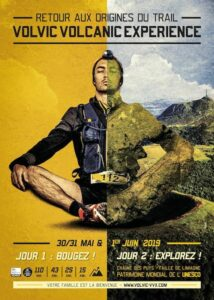 affiche Volvic Volcanic Experience