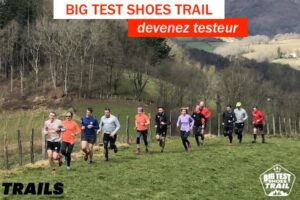 BIG TEST SHOES TRAIL 2019