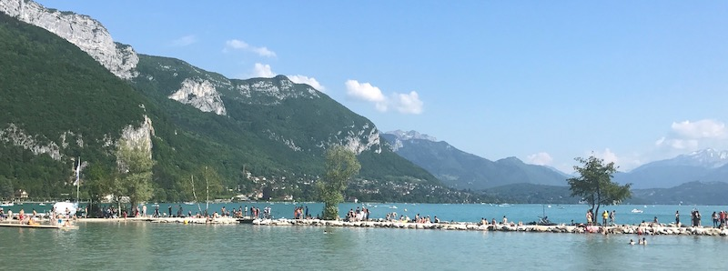 Short Race du Lac d'annecy