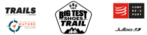 Bandeau logos - Big Test Shoes Trail 2019