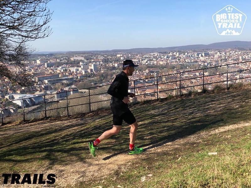 Big test shoes trail 2019-sur les hauteurs de Besançon