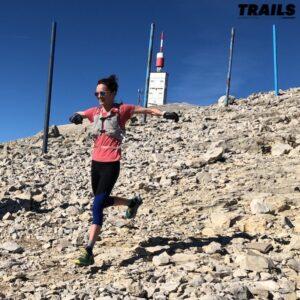 Ergysport Trail du ventoux 2019 - Rachel Drake
