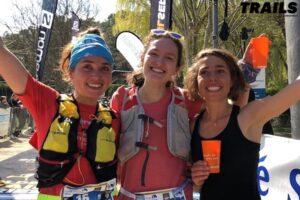 Ergysport Trail du ventoux 2019 - podium femmes 2019