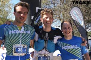 Ergysport Trail du ventoux 2019 - podium hommes 2019