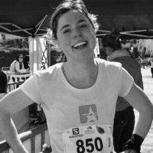 Juliette Benedicto - vainqueur du Ventoux 2014