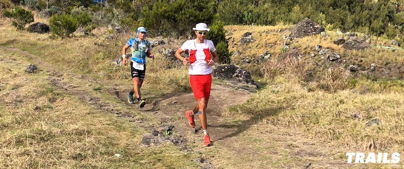 François D'Haene - Grand Raid de la Reunion 2018