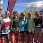 Podium femmes Trail Drôme 2019