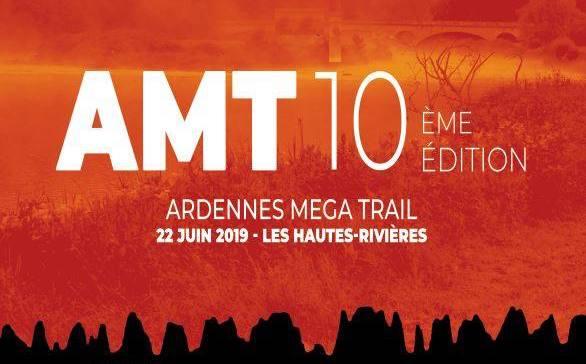 Affiche Ardennes Méga Trail 2019