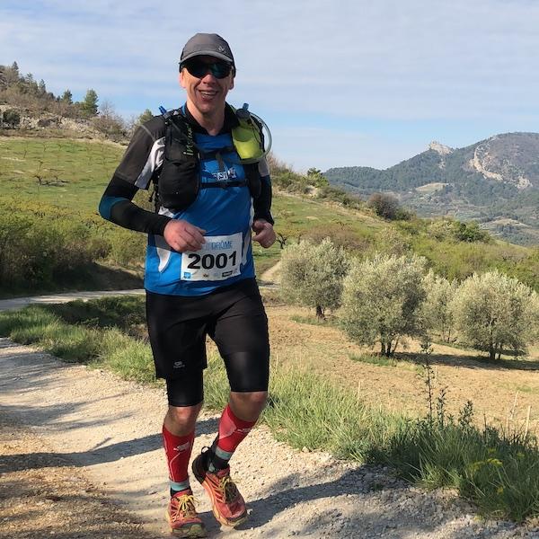 Jacques Vince - Trail Drôme 19