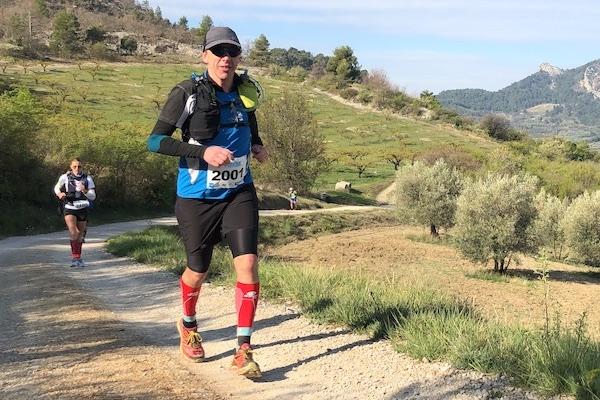 Jacques Vince - Trail Drôme 2019