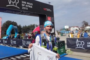 Thierry Chalandre - 100 miles of Istria 2019