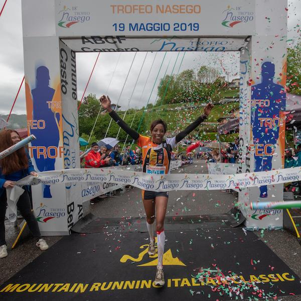 Trofeo Nasego 2019 - Lucy Murigi