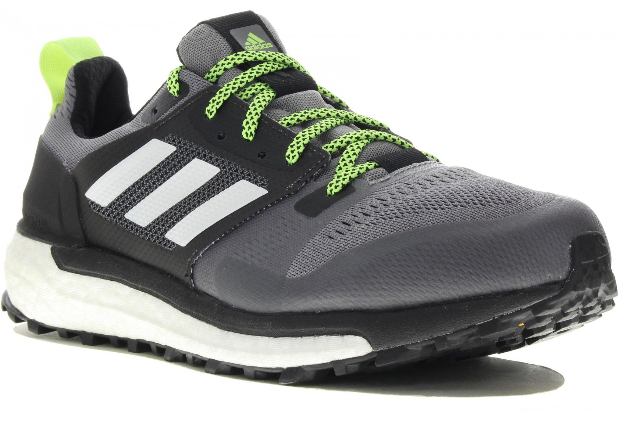 meilleur service c5698 31e37 adidas Supernova Trail M Chaussures homme - Trails Endurance Mag