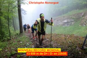 Christophe Nonorgue - 13 659 m D+/D_ en 24h
